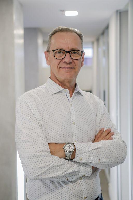 Diretor da construtora Zuckhan Gustavo Zuckermann