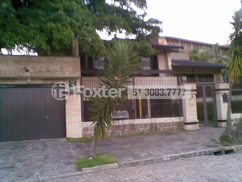 Im�vel: Foxter Imobili�ria - Casa 5 Dorm, Porto Alegre